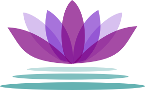 purple-lotus-flower-with-water-hi logo