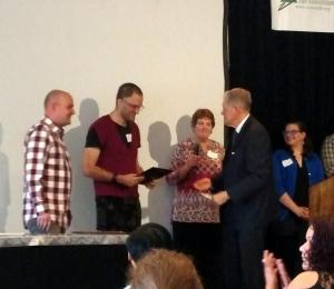 Natan mission award 11-2-17